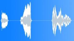 Short baby girl screams Sound Effect