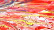 Abstract art Stock Footage