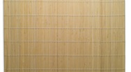 Bamboo mat zoom in Stock Footage