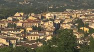 Architecture of Florence city, Italy Stock Footage