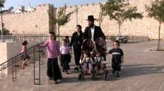 Stock Video Footage of jewish 2