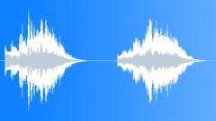 Harmonic chord stingers - sound effect