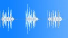Scientific level downs - sound effect