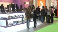 Women Shopping Stock Footage