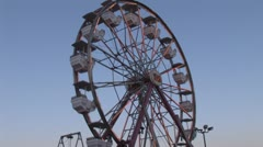 Carnival Rides 20 Stock Footage