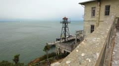Alcatraz 15 HD Stock Footage