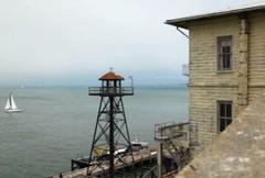 Alcatraz 16 NTSC Stock Footage