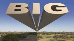 BIG NEWS 001 (1080p 25 fps) Stock Footage
