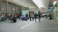 Domestic airport Stock Footage