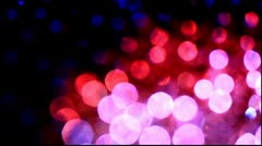 Rave Disco VJ Loop 7684 Stock Footage
