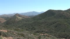WorldClips-Coronado Wilderness- pan Stock Footage