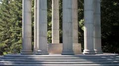 Water Temple Stock Footage