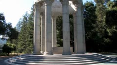 Water Temple 10 Stock Footage