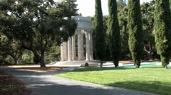 Water Temple 6 Stock Footage
