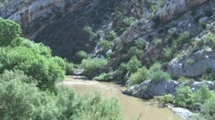 WorldClips-Salt River Flow Stock Footage