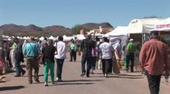 WorldClips-Tubac Fair-Mountains Stock Footage