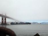 Golden Gate Bridge 03 PAL Stock Footage