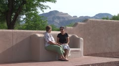 WorldClips-Tubac Women Stock Footage