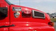 Firetruck Stock Footage