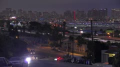 SD Downtown Stock Footage