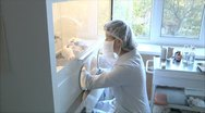 Stock Video Footage of nurse prepares the drug for chemotherapy 2