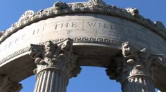 Water Temple 15 Stock Footage