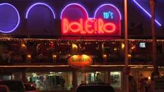 WorldClips-Boleiro Restaurant Stock Footage