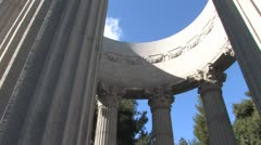 Water Temple 17 Stock Footage