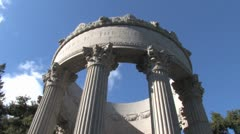 Water Temple 16 Stock Footage