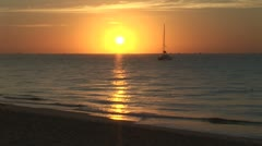 WorldClips-Cabo Sunrise Sheen-zoom - stock footage