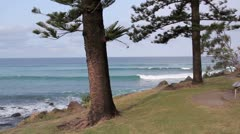 Burleigh Heads 3 Stock Footage