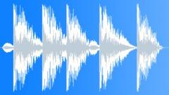 Alien bombs - sound effect
