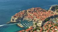 Stock Video Footage of dubrovnik, croatia