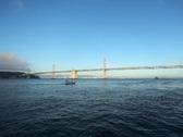 Bay Bridge 09 PAL Stock Footage
