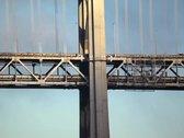 Bay Bridge 11 PAL Stock Footage