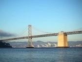 Bay Bridge 12 PAL Stock Footage