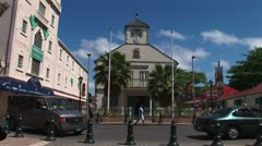 WorldClips-SXM Courthouse Stock Footage