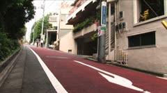 Tokyo Street 7 - Day Scene Stock Footage