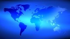 Earth4 - video background loop Stock Footage