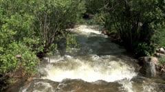 WorldClips-Beavercreek White Water Stock Footage