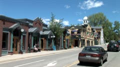 WorldClips-Breckenridge Stores-Street Stock Footage