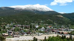 WorldClips-Breckenridge-xws-zooms Stock Footage