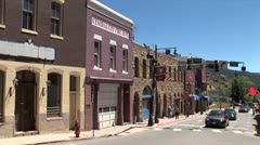 WorldClips-Central City Fire House Stock Footage