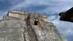 Uxmal normal.mp4 Stock Footage
