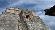 Stock Video Footage of uxmal normal.mp4