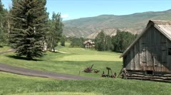 WorldClips-Golf Beverage Cart Stock Footage