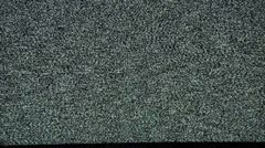Analog TV, no signal. HD Stock Footage