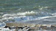 Choppy Seas Stock Footage