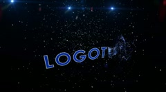 Logotype intro - stock after effects