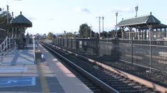 Train Station 2 Stock Footage